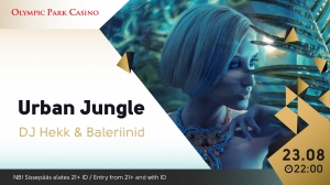 Urban Jungle: DJ Hekk & Baleriinid