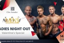 Ladies Night Out: MEN'$ SHOW
