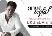 Anne & Stiil Naistepäeva eri: Uku Suviste & band LIVE