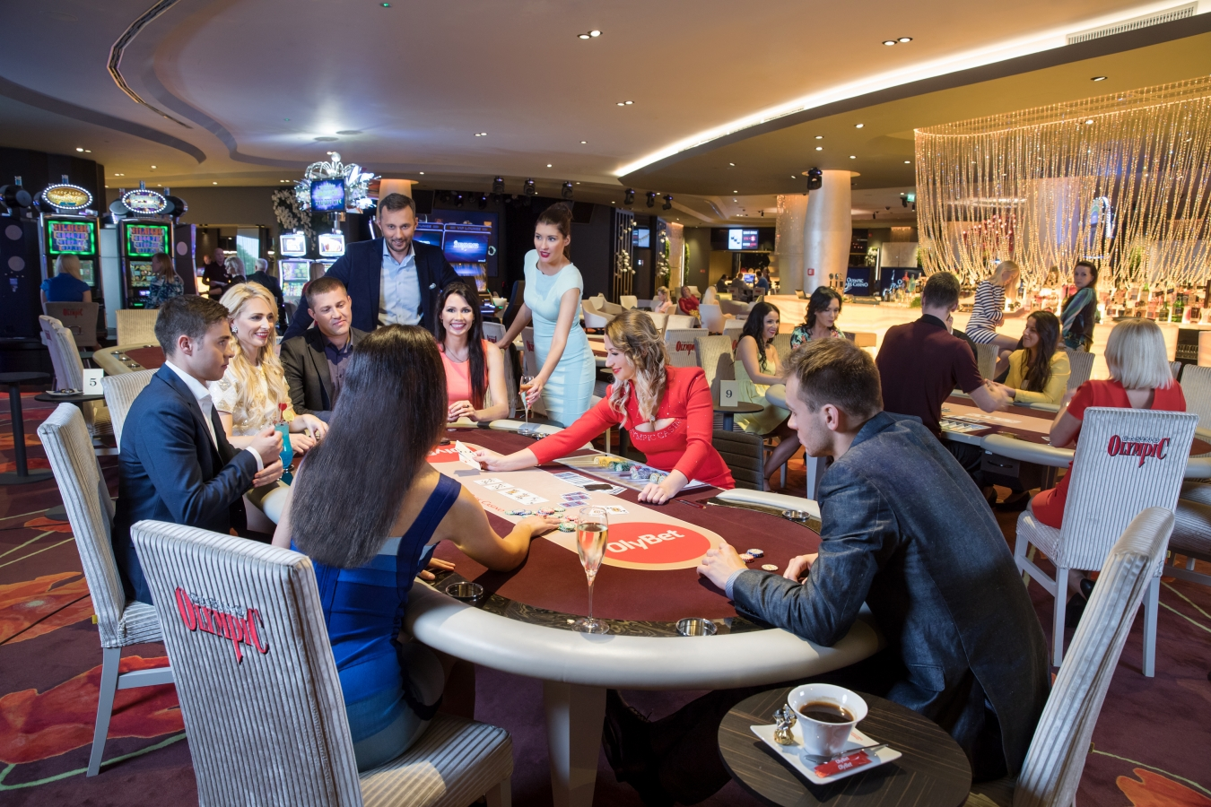Olympic Casino Estonia - Casinos