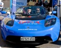 Tallinna–Monte Carlo elektriautode ralli avapidu Roheline suvi