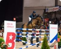 Olympic Casino ja OlyBet Horse Show'l