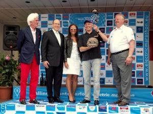 Ралли электромобилей Таллинн – Монте-Карло выиграла команда Olympic Casino Team