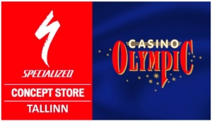 Olympic Casino and Specialized Concept Store joined forces to support young cyclist