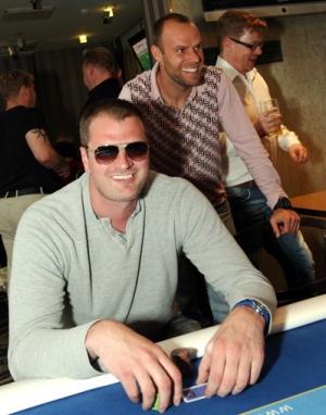 Estonian stars played poker in Tallinn