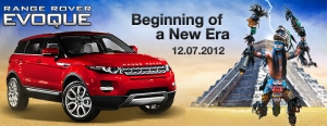 Range Rover Evoque won in Olympic Casino
