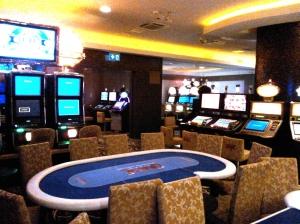 Olympic Casino Narva kolis Fama keskusesse