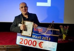 """Film of the Year Award """"Neitsi Maali"""" 2013 went to Mandarins"""