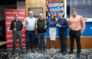 Определились лучшие спортивные журналисты Эстонии 2016 года