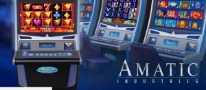 Amatic mänguautomaadid nüüd Olympicus