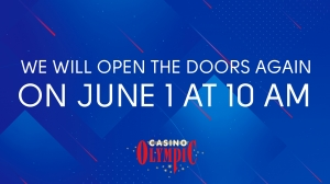 ON JUNE THE 1ST WE WILL OPEN THE DOORS AGAIN