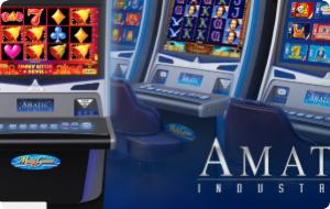 Теперь в Olympic представлены игровые автоматы Amatic