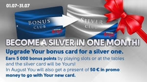 Become Silver in a month