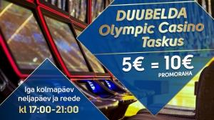 Duubelda Olympic Casino Taskus