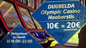 Duubelda Olympic Casino Haaberstis