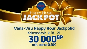 Happy Hour Jackpotid Vana - Virus