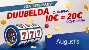 Duubelda Olympic Casino Olümpias