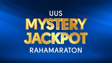 UUS: Mystery Jackpot Rahamaraton