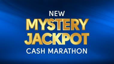 NEW: Mystery Jackpot Cash marathon