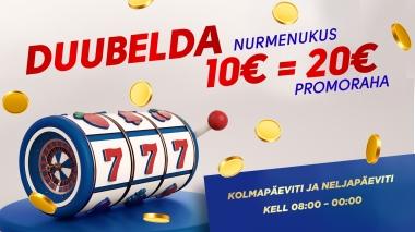 Duubelda Nurmenukus