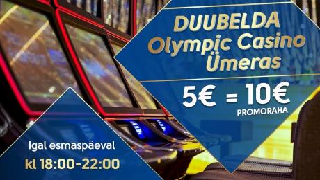 Duubelda Olympic Casino Ümeras