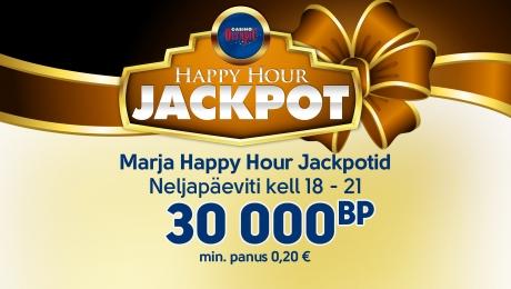 Happy Hour Jackpotid Marjas