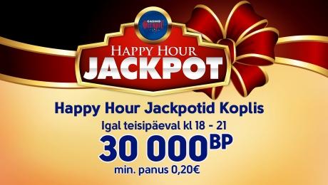 Happy Hour Jackpotid Koplis