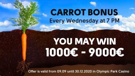Carrot Bonus