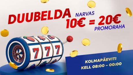 Duubelda Olympic Casino Narvas