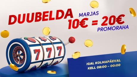 Duubelda Olympic Casino Marjas