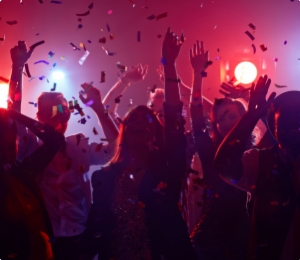 НОВИНКА! Пакет Party - вечеринка 24/7